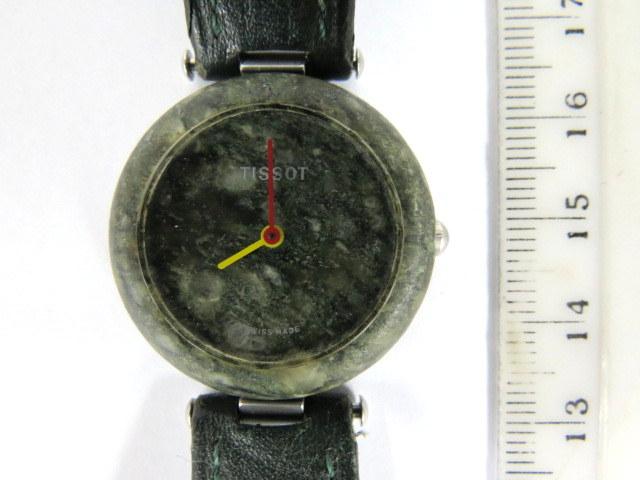 שעון יד תוצ Tissot, שוויץ דגם Rock, לאישה