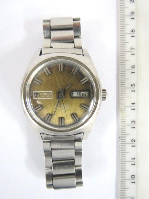 שעון יד תוצ Tissot, שוויץ , לגבר דגם Seastar, מנגנון Automatic