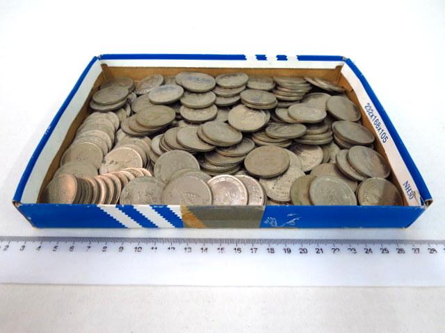 """מאה ושישים מטבעות של 250 פרוטה, תש""""ט 1949, לא כסף"""