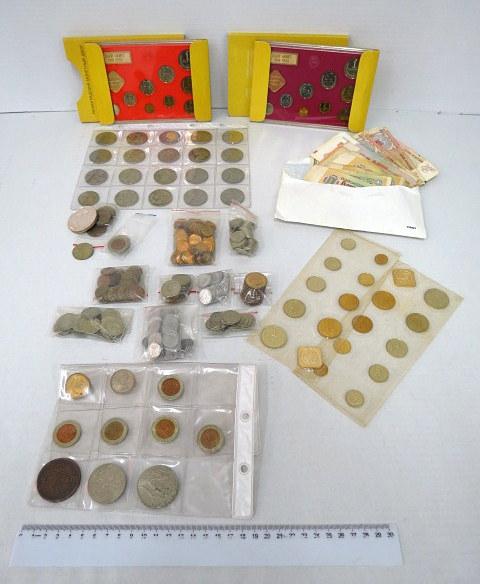 לוט מטבעות ושטרות, ברית המועצות