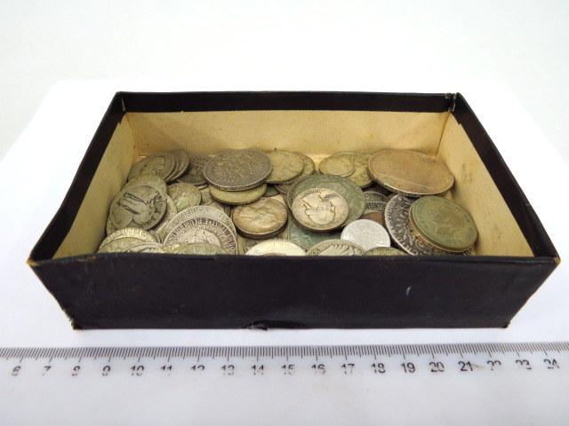 לוט מטבעות כסף, כל העולם מצבים שונים