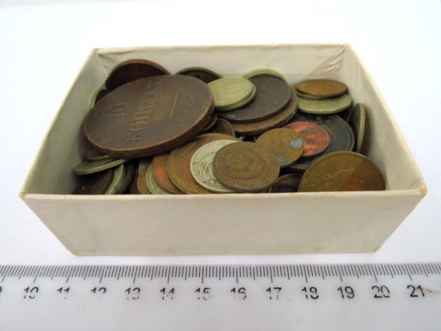 לוט מטבעות, רוסיה הצארית ורוסיה הסובייטית
