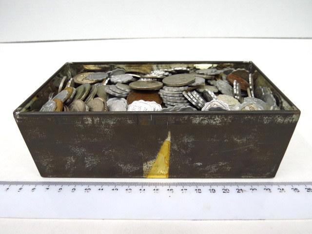 קופסה עם מטבעות, ישראל