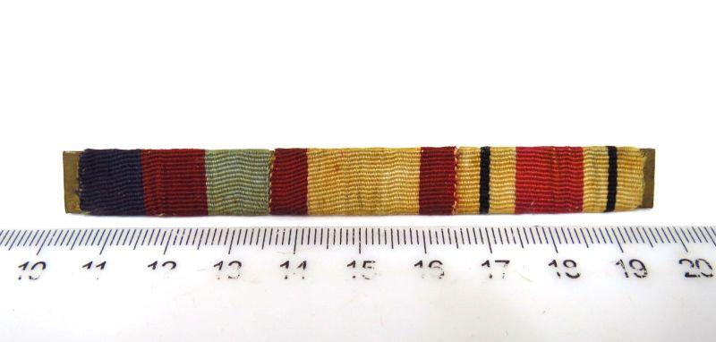 אותות מערכה, השתתפות בקרבות במלחמת העולם השניה, בצפון אפריקה ובאיטליה
