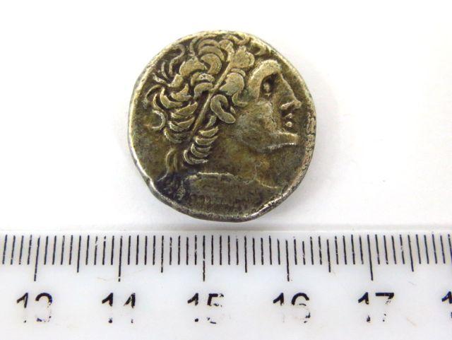טטרה דרכמה כסף, הטבעת פפוס-קפריסין שלטון פתולומיי ה-10