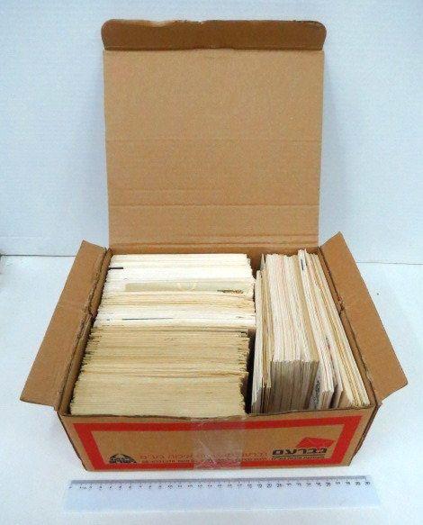 לוט של מעטפות יום הופעת הבול כולל מעטפות משנות ה40,50,60,70