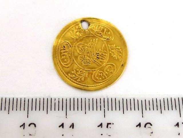 מטבע זהב עותמאני, Sequin 1203 (1788)