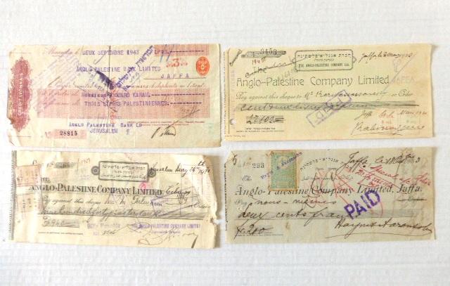 ארבע המחאות: 1903, 1911, 1920, 1943