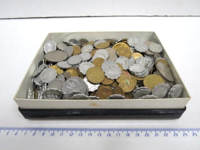 לוט מטבעות ישראל, תקופות שונות