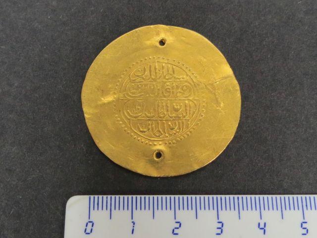 מטבע זהב , מצרים, המאה ה18