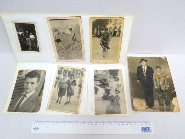 לוט של 22 צילומים, מרוקו, צפון אפריקה, שנות ה40-50