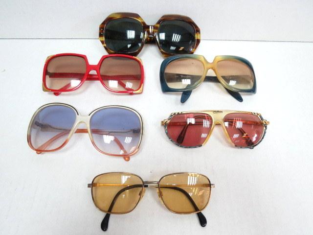 שבעה זוגות משקפי שמש, שנות ה70-80