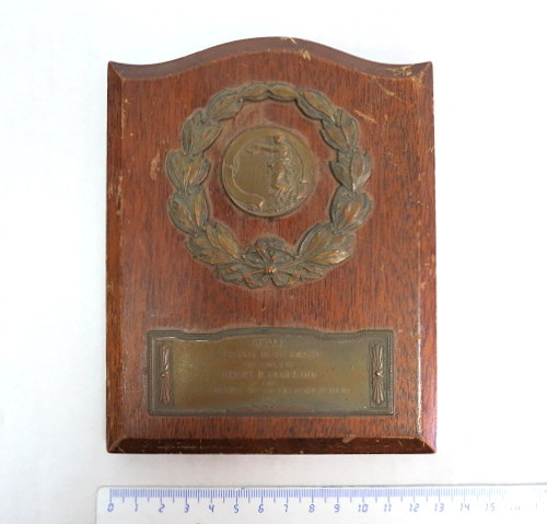 פלק -פרס על אספנות בולים Sepao, National Merit Award for outstanding philatelio achievement, 1962, 16.5X13