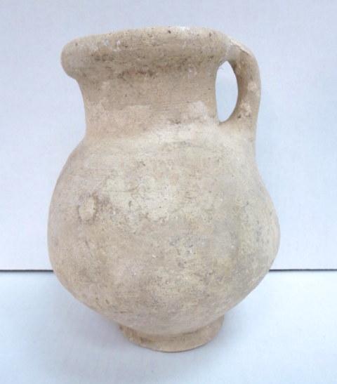 """כד חרס, תקופת ברזל II 1000-586 לפנה""""ס, תיקונים"""