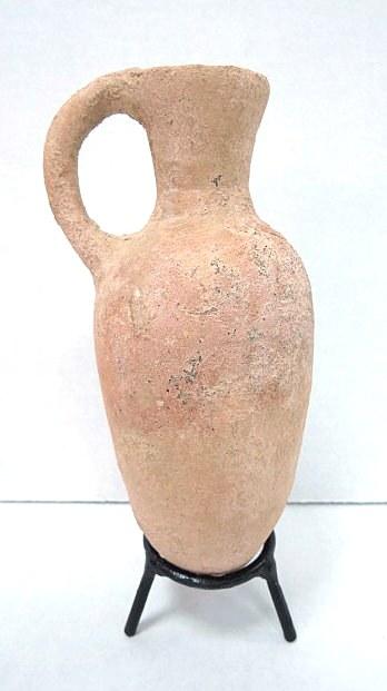 """אמפורת חרס (טורפדו), תקופת הברונזה התיכונה 1800 לפנה""""ס, תקופת האבות, תיקונים"""