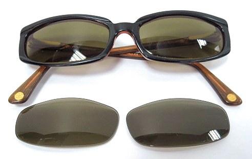 משקפי שמש, תוצ Chanel כולל זוג עדשות נוספות