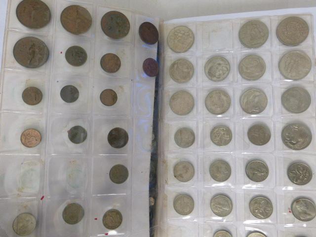אלבום מטבעות, מקסיקו, ניו זילנד