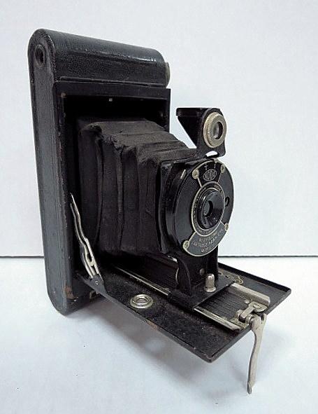 מצלמת פילם תוצ Eastman Kodak דגם No 2 -Folding cartridge-Premo