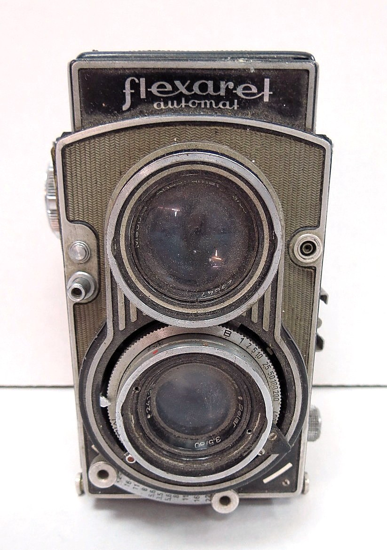 מצלמת פילם Flexaret-automat-Me-Opta