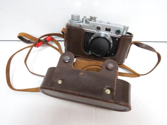 מצלמה תוצ ברית המועצות דגם Zorky C תואם Leica