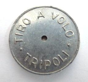 אסימון של שדה תעופה Trio-Volo לוב, שנות ה30