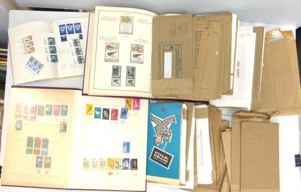 אוסף קטן של בולי ישראל כולל: אלבומים, מעטפות יום הופעת הבול, וגם מעטפות של השירות הבולאי שלא נפתחו, שנות ה50-90