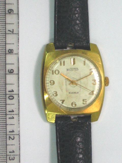 """שעון יד Wostok ברית המועצות """"בלנס מוגן"""""""