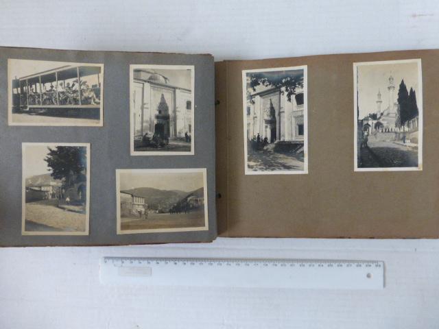 אלבום עם 28 צילומים, איסטנבול, תחילת המאה ה20