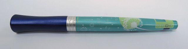 עט נובע תוצ Waterman דגם Audace, בנרתיק מקורי
