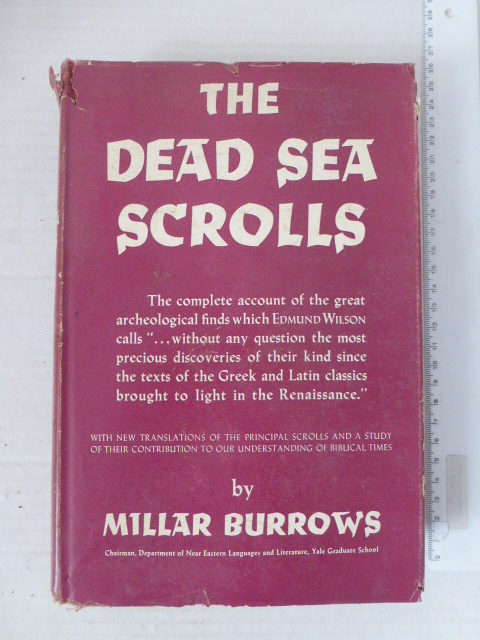 The Dead Sea Scrolls, 435 p., New York, 1955