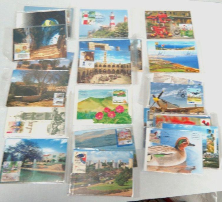 """לוט 26 סטי גלויות מרב maximum cards ס""""ה 88 גלויות, 1989-2012"""
