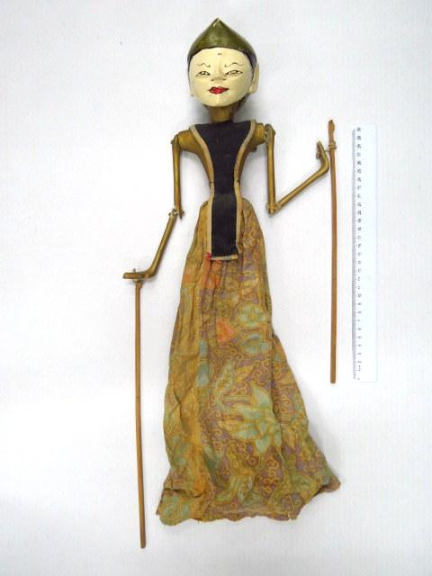 בובת תיאטרון בובות בלינזית תאילנד