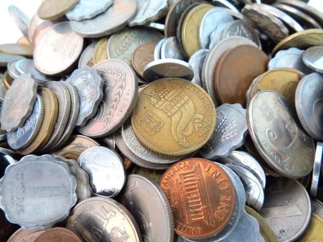 לוט מטבעות כסף, ישראל, וכל העולם
