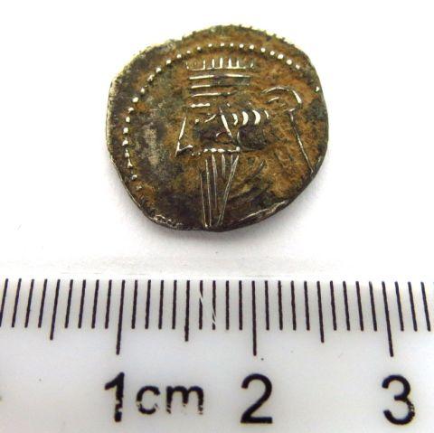 """מטבע כסף, פוטיה, 200 לפנה""""ס"""