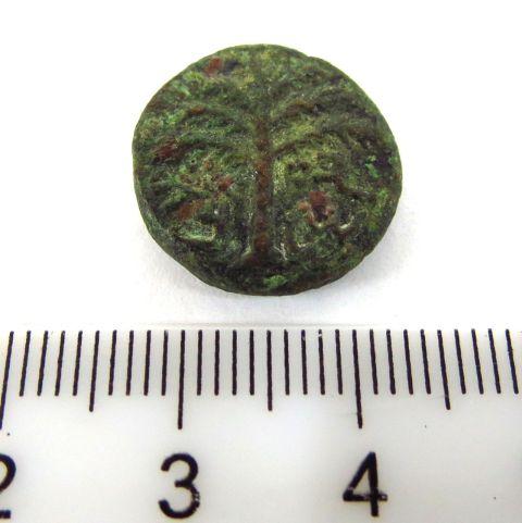 מטבע ברונזה, שמעון בר כוכבא 132-135