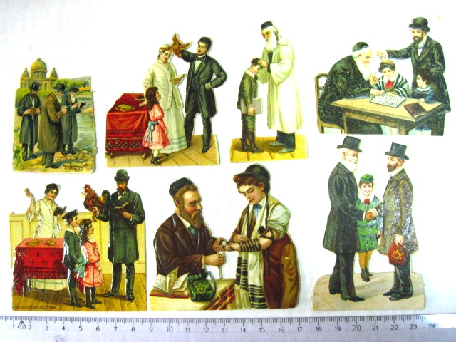 7 פרסים יהודיים, הווי יהודי גרמניה, 1906