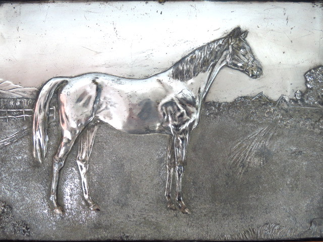פלק פיוטר, סוס, סוף המאה ה19