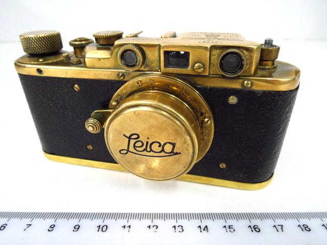 מצלמה תוצ Leica, גרמניה Olympia-Berlin 1936, מס 10627 מצלמה טעונת שיפוץ