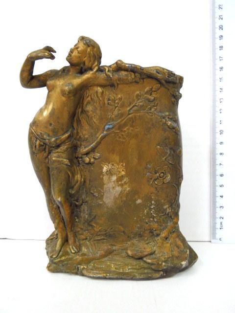כלי פורצלן עם ציפוי כסף אר-נובו, צרפת, סוף המאה ה19