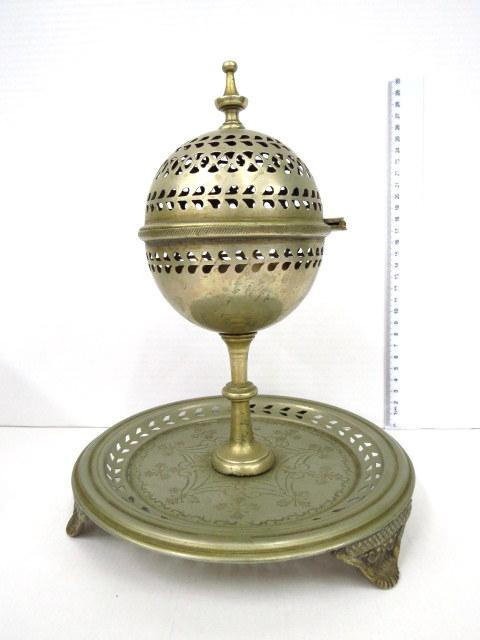 כלי קטורת, טורקיה העותמאנית סוף המאה ה19