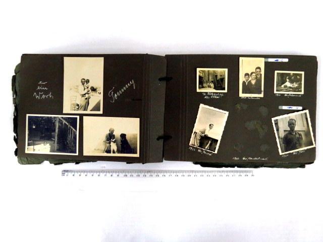 """מליבק Luebek גרמניה, עם צילומים משנות ה30 וכן צילומים אחרי עליתם לארץ ישראל, אזור חיפה, אחוזה, הכרמל וכו', מאורעות תרצ""""ו"""