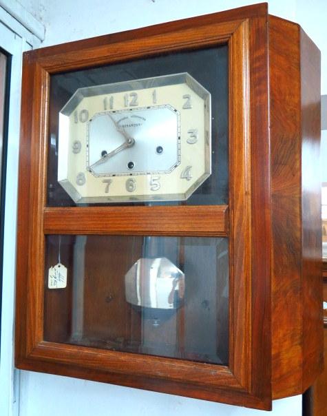 צילצול Veritable Westminster, קופסה -ארונית אר דקו, שנות ה20