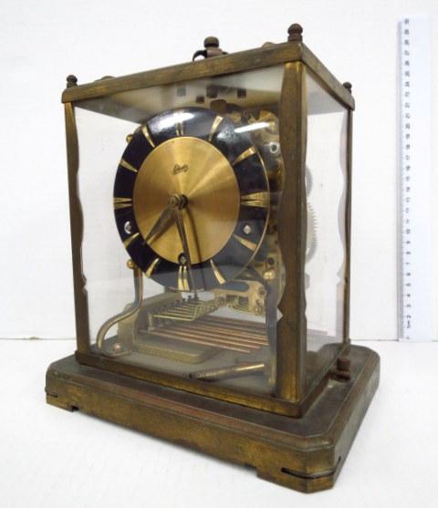 שעון מדף תוצ Shutz, גרמניה עם שלוש מנגינות שונות, (כל רבע שעה ורפיטר)