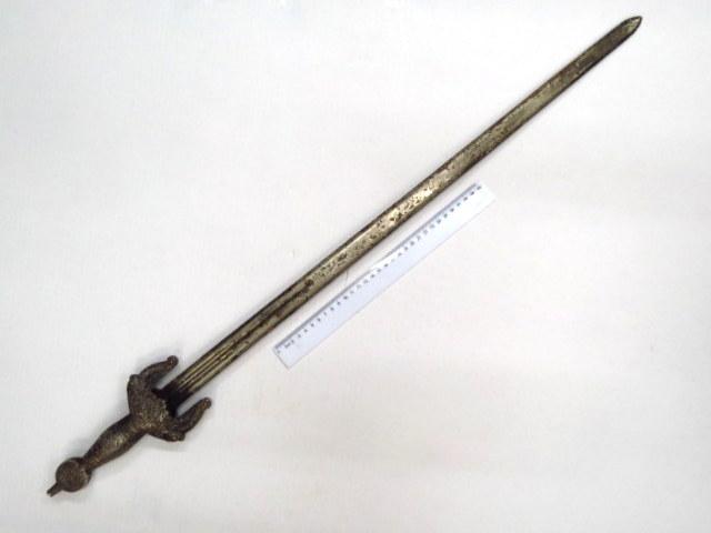 חרב בסגנון איסלמי עתיק דגם של ספרד מהמאה ה12 (חדש)