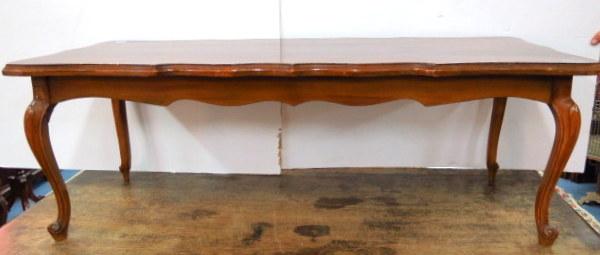 שולחן סלוני סגנון קוין אן
