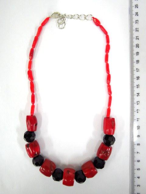 מחרוזת קורלים אדומים ואוניקס דרגה AAA הים האדום
