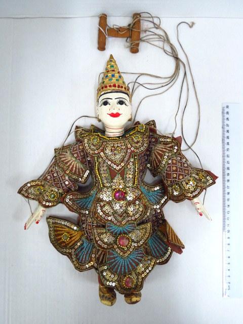 בובת מריונטה תאילנדית